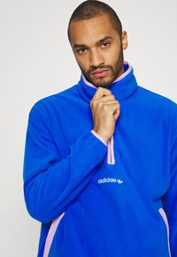 adidas Originals - Fleece jumper - glory blue - 3