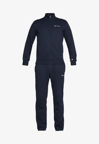 Champion - FULL ZIP SUIT - Träningsset - navy - 6