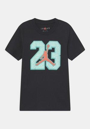 23 GAME TIME  - Print T-shirt - black