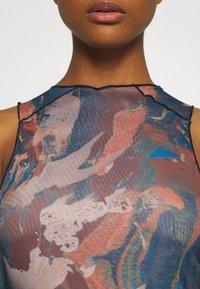 Jaded London - RUCHED SHIRT DRESS FAIRY STATUE PRINT - Tubino - multi - 5