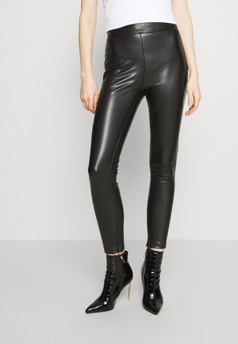 Guess - PRISCILLA - Leggings - jet black