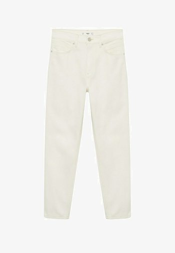 MOM - Relaxed fit jeans - wit