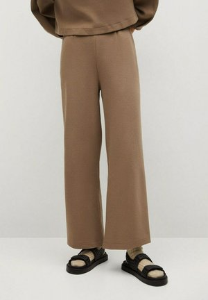 PAUL - Trousers - marron moyen