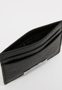 Armani Exchange - MINUTERIA PELLETT - Wallet - black - 5