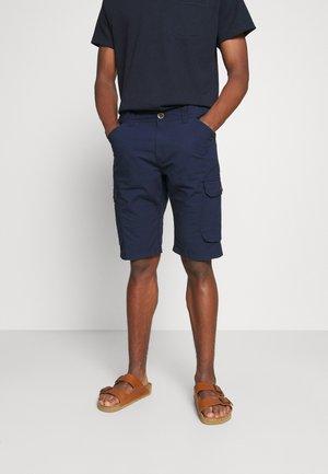 LIGHTWEIGHT CARGO - Shorts - sailor blue