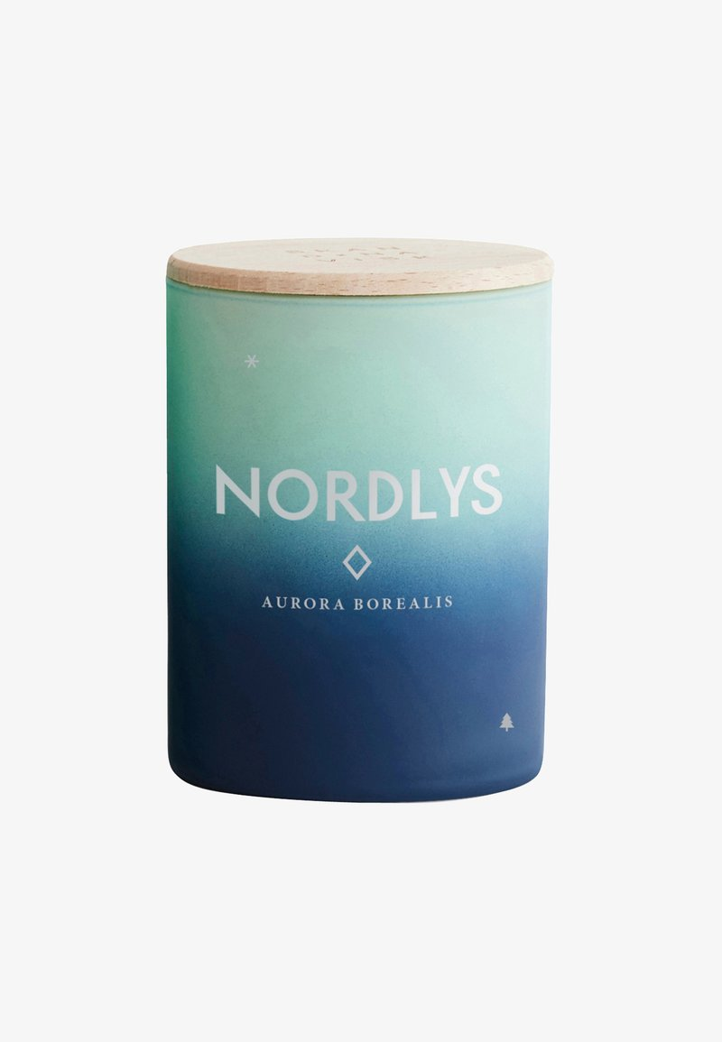 skandinavisk scented mini candle 55g - candela profumata - nordlys/indefinito  - zalando.it  zalando