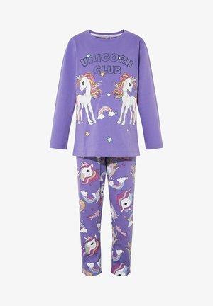 SET - Pyjama set - purple