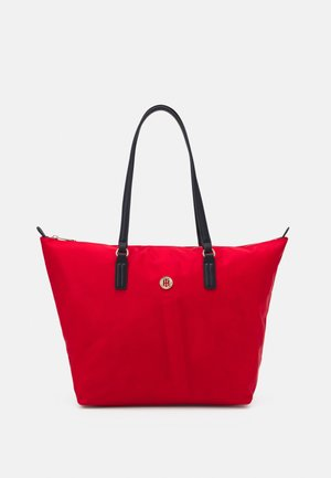 POPPY TOTE - Bolso shopping - red