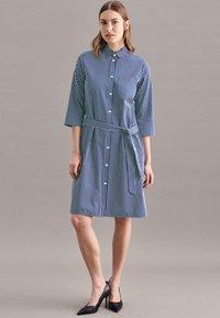 Seidensticker - Shirt dress - dunkelblau - 1