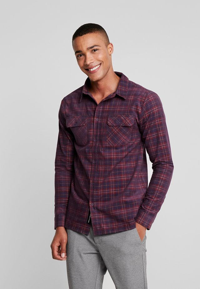 MIDDLEBROOK SHIRT - Overhemd - navy
