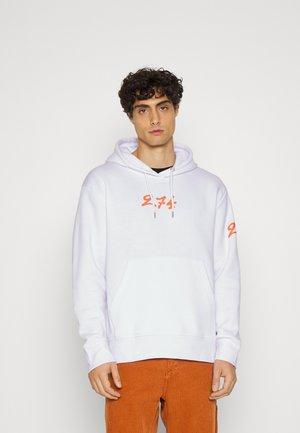 DREAM HOODIE - Sweater - white