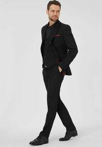 C&A - Suit trousers - black - 1