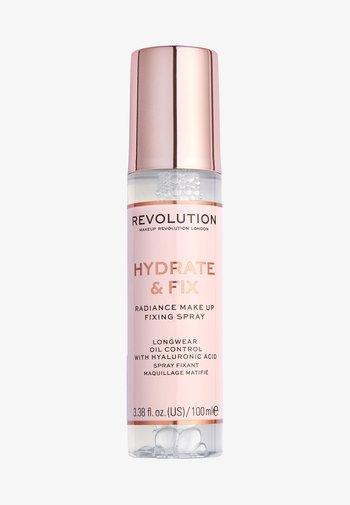 REVOLUTION HYDRATE & FIX FIXING SPRAY