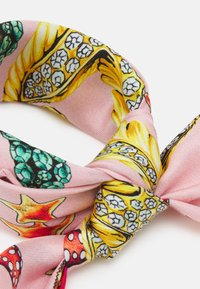 Versace - FOULARD - Šátek - rosa/multicolor - 1