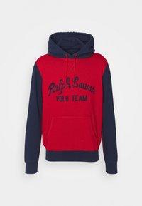 Polo Ralph Lauren - MAGIC - Sweat à capuche - red - 0