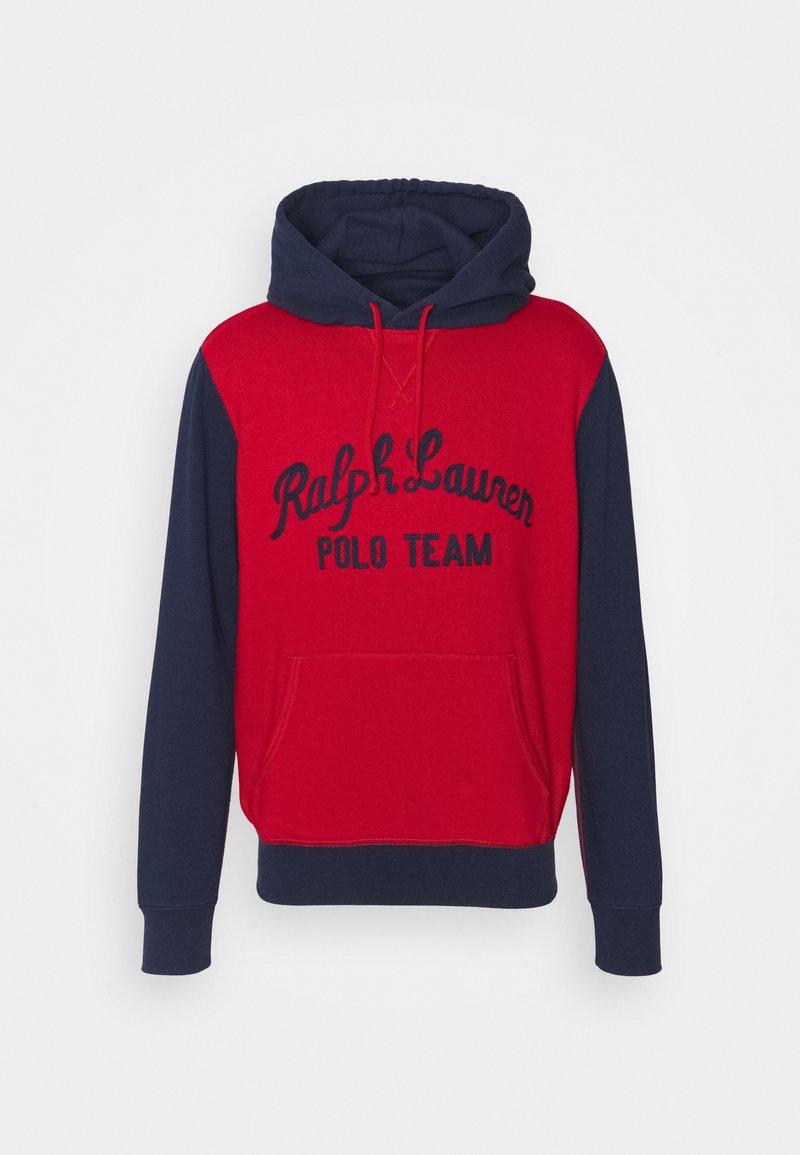 Polo Ralph Lauren - MAGIC - Sweat à capuche - red