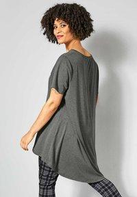Angel of Style - Basic T-shirt - anthrazit - 3