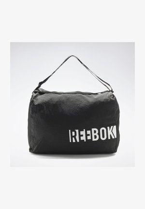 ESSENTIALS GRIP BAG - Bolsa de deporte - black