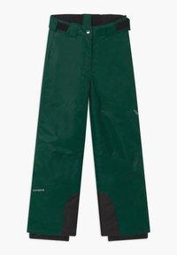 Icepeak - LORENA JR UNISEX - Talvihousut - antique green - 2
