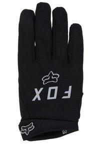 Fox Racing - RANGER GLOVE GEL - Gloves - black - 2