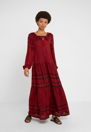 REBECCA - Maxi dress - red