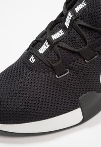 Nike Sportswear - ASHIN MODERN - Trainers - black/summit white - 2