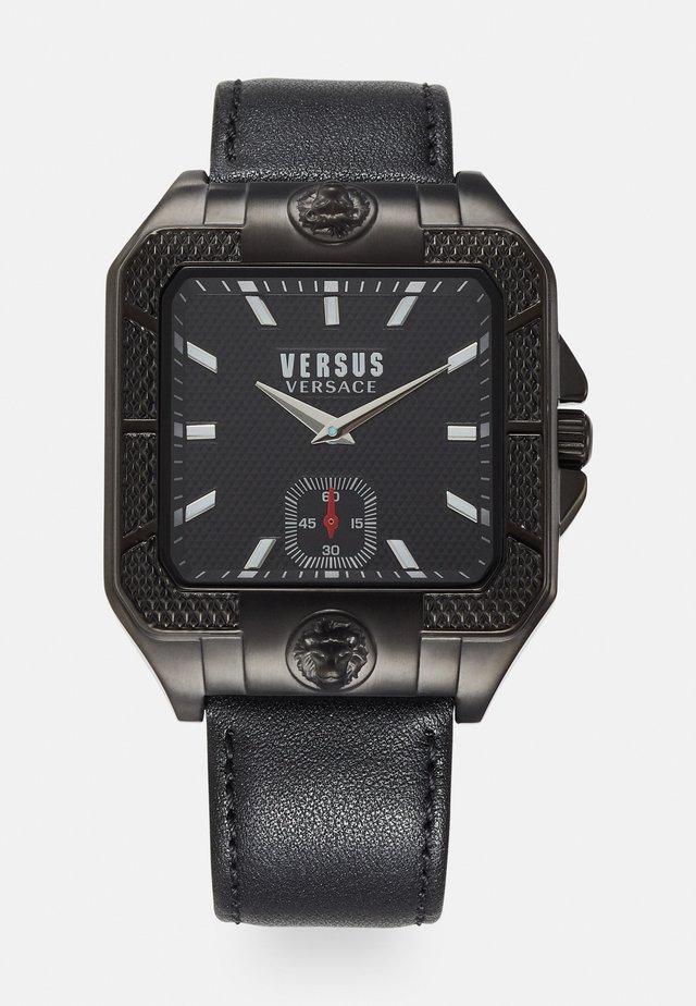 TEATRO - Uhr - black