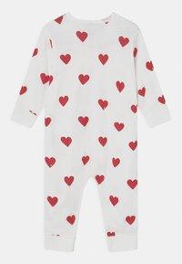 Petit Bateau - DORS BIEN SANS PIEDS - Pyjamas - marshmallow/terkuit - 1