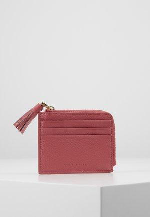 TASSEL CARD HOLDER  - Wallet - bouganville