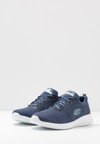 Skechers Sport - ULTRA FLEX - Zapatillas - navy/white - 4