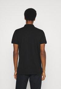 Tommy Hilfiger - CONTRAST PLACKET REGULAR - Polo shirt - black - 2