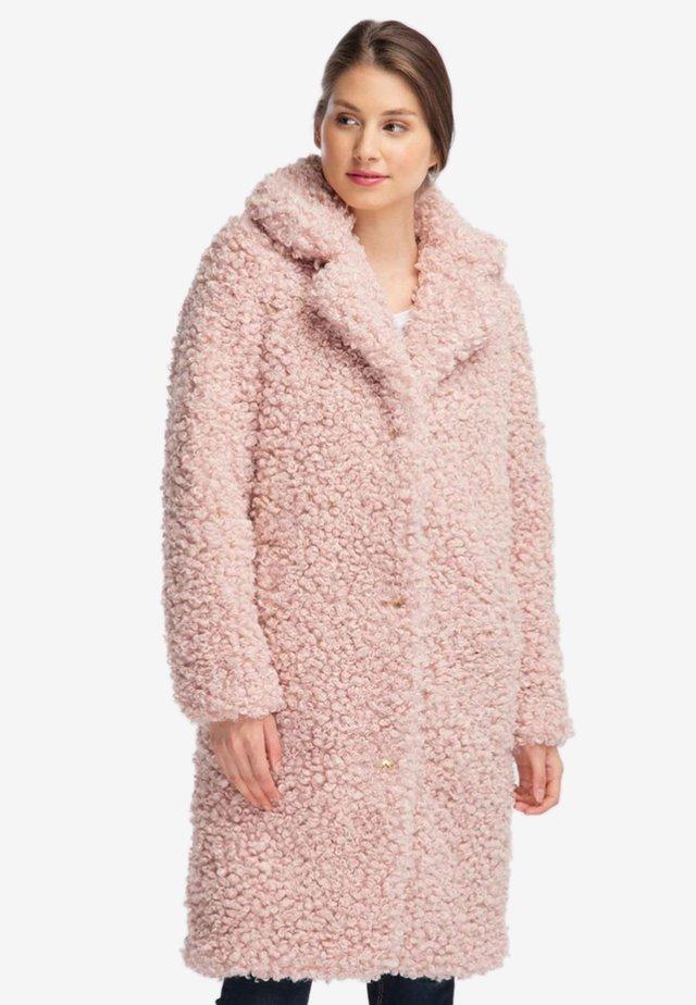 Winterjas - light pink