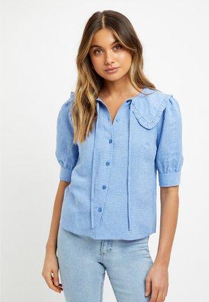 GINGHAM - Overhemdblouse - kf-blue/bleu