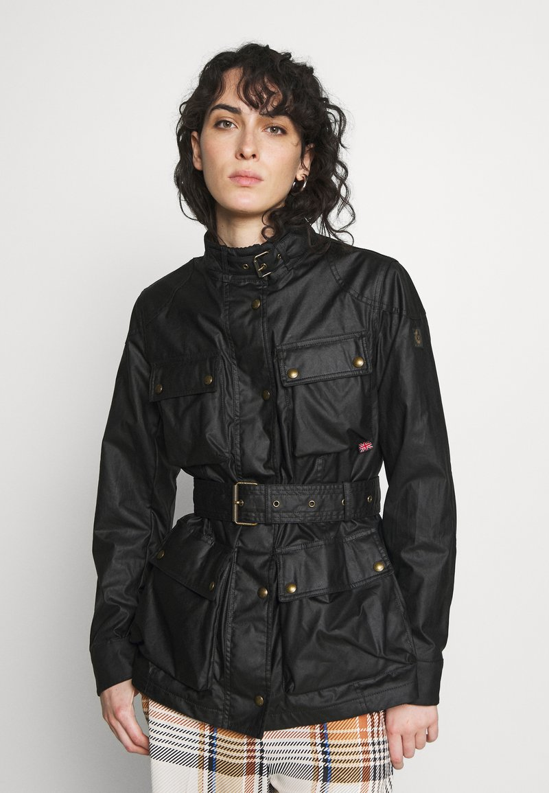 Belstaff - TRIALMASTER JACKET - Light jacket - black