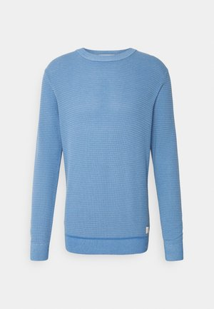 CLASSIC  - Jumper - seaside blue melange