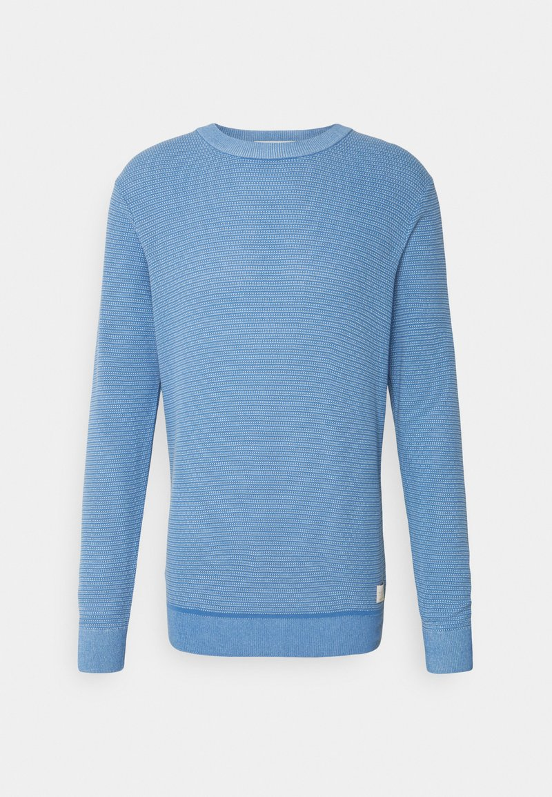 Scotch & Soda - CLASSIC  - Jumper - seaside blue melange