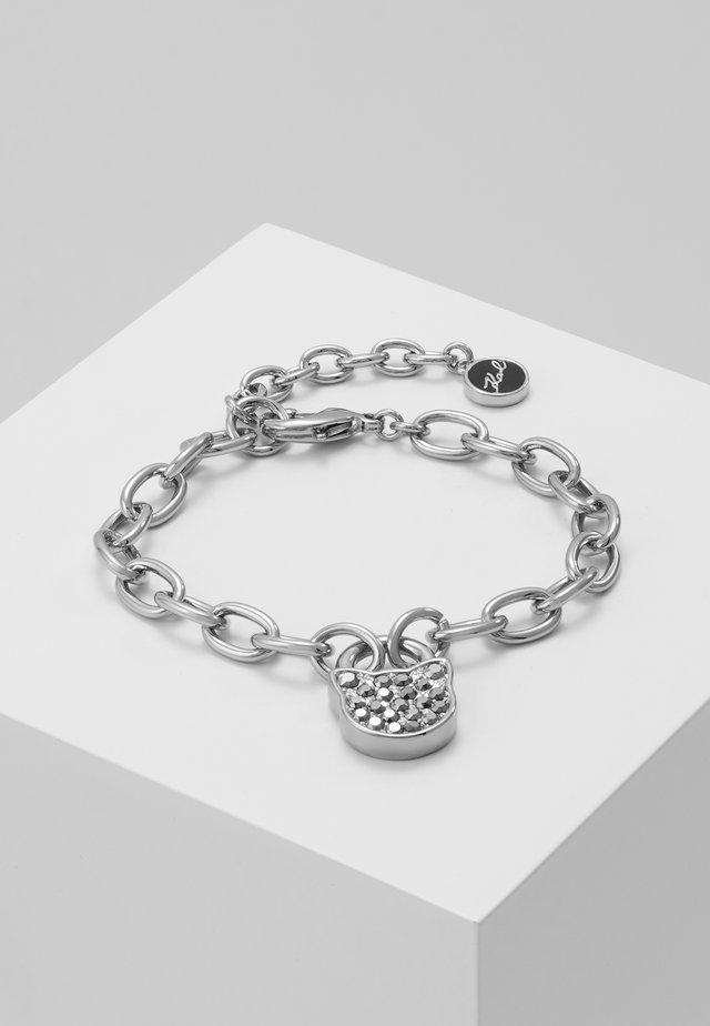 SMALL CHOUPETTE LOCK KEY  - Bracelet - silver-coloured