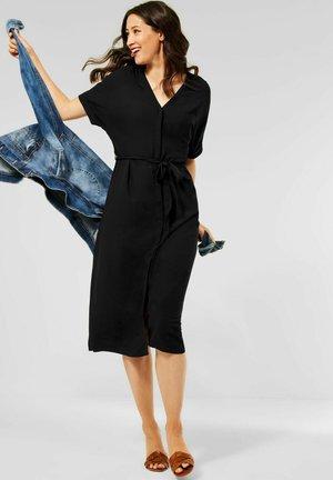 KAFTAN STYLE - Day dress - schwarz