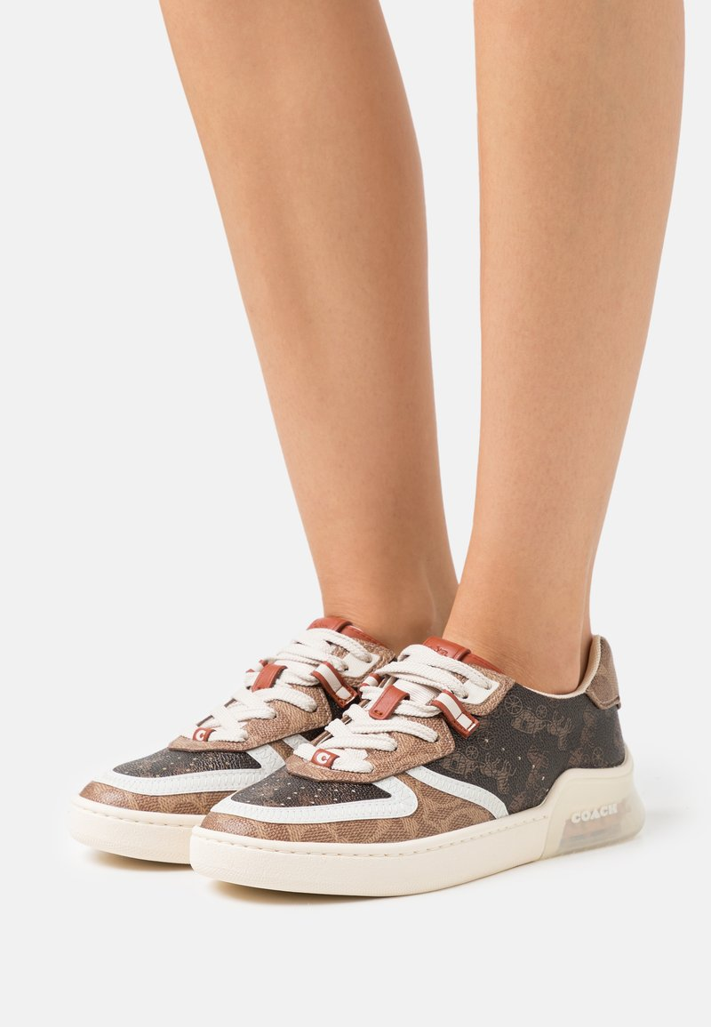 Coach - CITYSOLE COURT - Trainers - brown