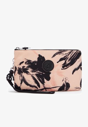 CREATIVITY XL - Wash bag - coral flower