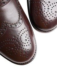 SHOEPASSION - No. 561 - Smart lace-ups - dark brown - 3