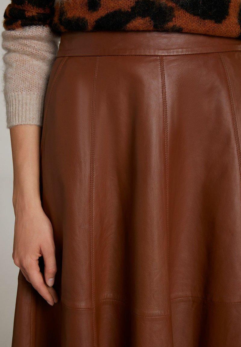 Oui A-Linien-Rock - light brown/hellbraun piKRLM