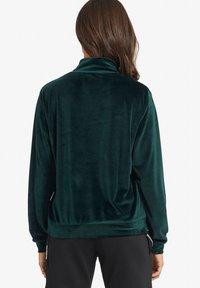 khujo - RISSA - Sweatshirt - turquoise - 2