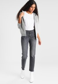 Urban Classics - Sweater met rits - grey - 1