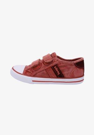 BASKET - Sneakers laag - rojo