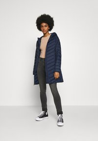 Hollister Co. - Winter coat - navy - 1