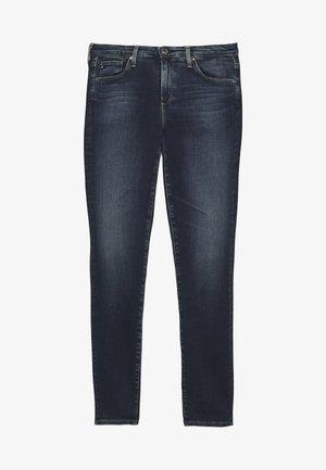 PRIMA ANKLE - Jeansy Skinny Fit - dark blue