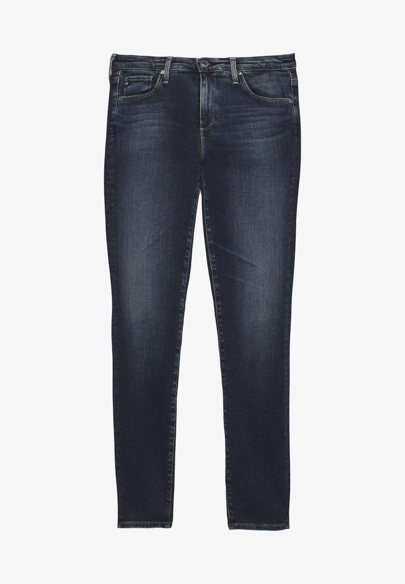 AG Jeans - PRIMA ANKLE - Jeans Skinny - dark blue