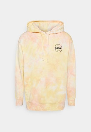 RELAXED FIT LOGO HOODIE UNISEX - Huppari - multi-color