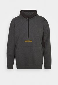 adidas Originals - FIELD HOODY - Sweat à capuche - dark grey - 4